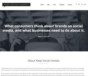 CIM – Keep Social Honest