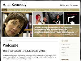 A L Kennedy