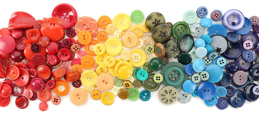 Buttons – they're everywhere